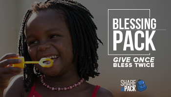 Blessing Food Packs image